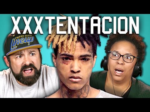 PARENTS REACT TO XXXTENTACION