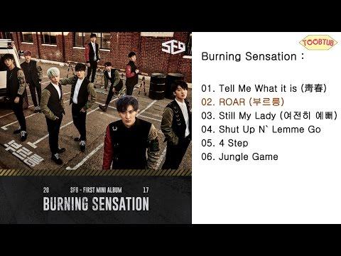 [Full Album] SF9 - Burning Sensation [1st Mini Album]