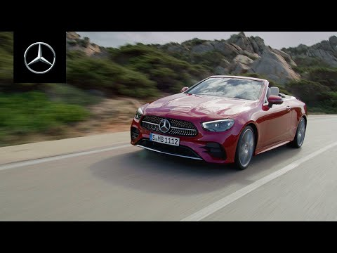 The New E-Class Coupé & Cabriolet: World Premiere Trailer