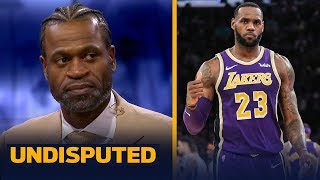 Stephen Jackson thinks star players unwilling to play with LeBron is 'hot smoke'   NBA   UNDISPUTED