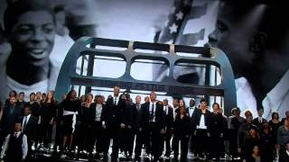 John Legend and Common Performing 'Glory from Selma' 2015 Oscars