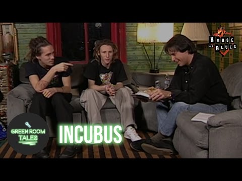 Incubus | Green Room Tales | House of Blues