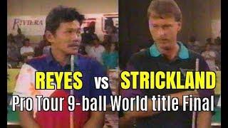 Reyes age 39 vs Strickland age 33 power stroking