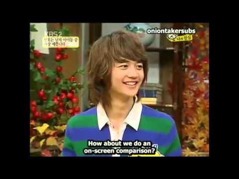 Minho is the most Handsome in SHINee