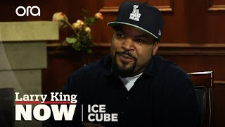 Ice Cube Discusses Movie 'Ride Along', NWA and Thoughts on Rap Music Today