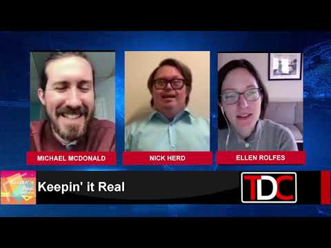 , TDC – KEEPIN' IT REAL W/ NICK Interviews Michael and Ellen from L' Arche – Part 2, Wheelchair Accessible Homes