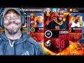 CRAZY AWARDS WINNER PACK OPENING & 99 OVR LEBRON JAMES! NBA Live Mobile 16 Gameplay Ep. 132