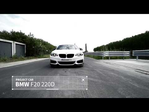 BMW F20 220D BRP+ Hard Rev Cut By BR-Performance