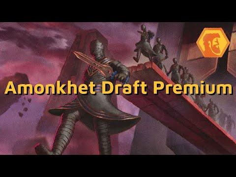 MTGA Amonkhet Draft - Orzhov Zumbis Voadores
