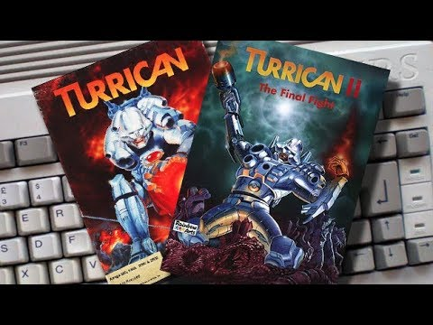 Amigamers Review #05 Turrican