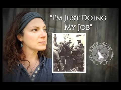 "Red Flag Laws and Cattle Cars: ""I Was Just Doing My Job"""
