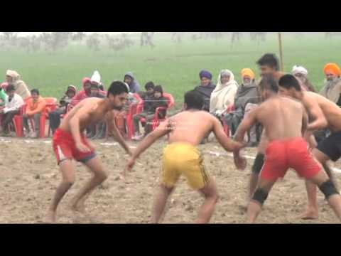 AWAN BHIKE SHAH KABADDI CUP 23-01-16 Live By www.tanda786.com Mo 9463645103 P1