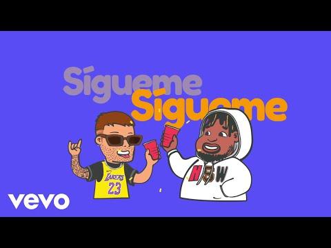 Feid, Sech - Sígueme (Lyric Video/Remix)