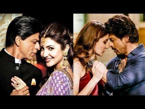 Anushka Sharma shares her experience on romancing SRK on Screen!