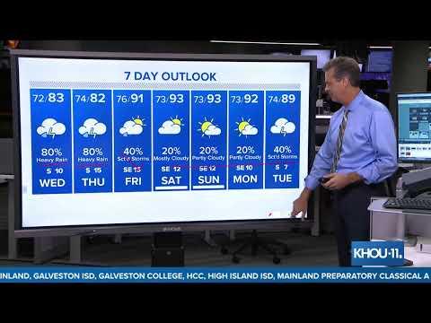 TRACKING IMELDA: The latest on now Tropical Depression Imelda