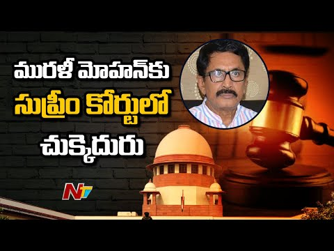 Supreme Court declines to hear petition of Tollywood actor Murali Mohan