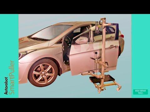 Autorobot SmartPuller - Door handling set