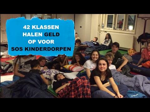Het Amsterdam Lyceum in actie voor SOS Kinderdorpen