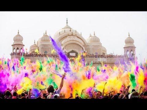 اكبر مهرجان الوان فى العالم