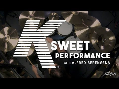 K Sweet Performance with Alfred Berengena