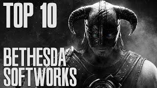 Top 10 juegos de Bethesda Softworks