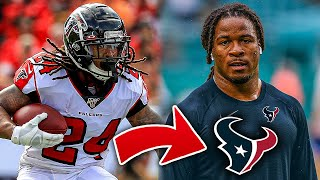 This is Why the Houston Texans Signing Devonta Freeman Would Make So Much Sense
