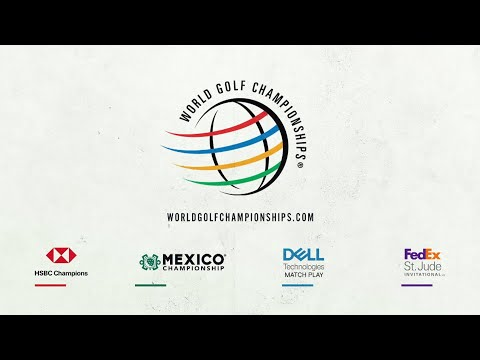2019 World Golf Championships