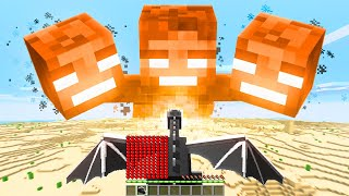 Playing As BOSS MOBS In Minecraft!