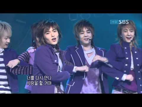 06 03 12Live Super Junior   Miracle紫色打歌服
