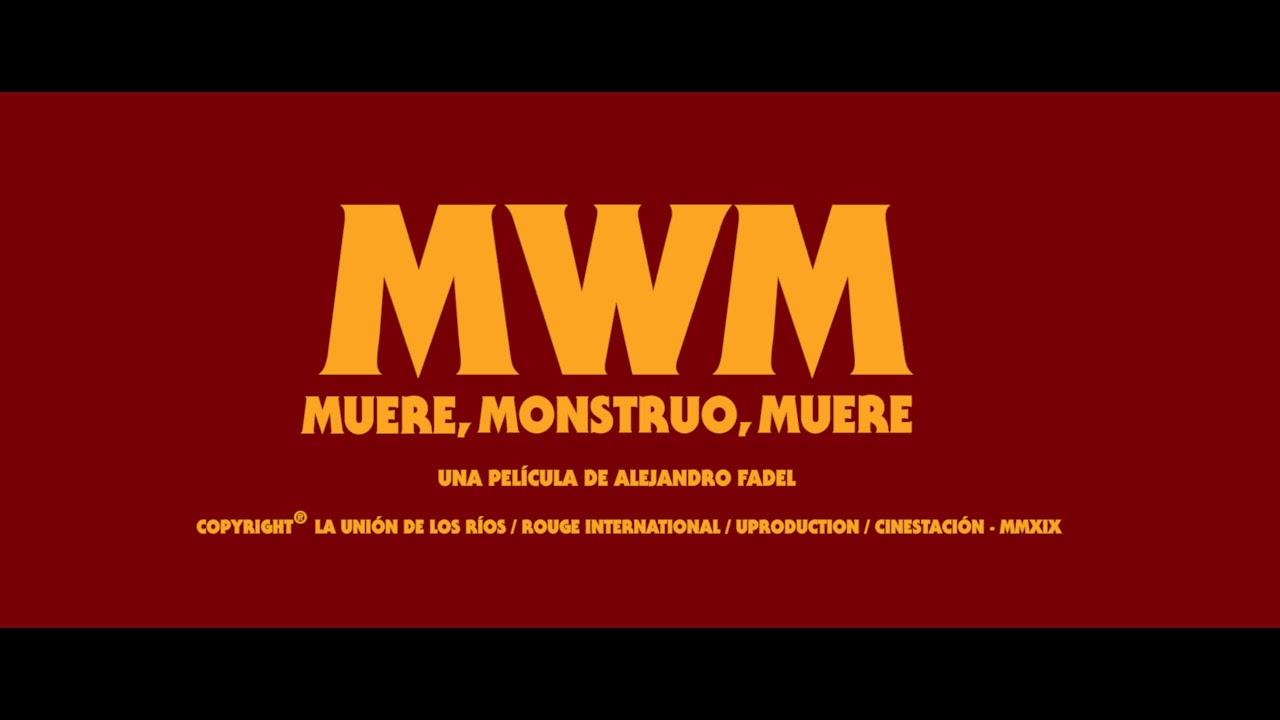 Trailer de Muere, Monstruo, Muere