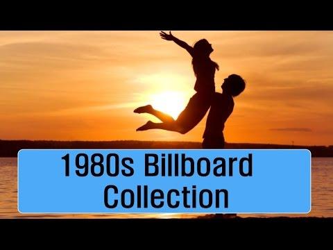 [EZ뮤직] 1980년대 팝송 빌보드차트 1위곡 모음 Billboard pop 1980年代 ポップソング, 1980年 流行的