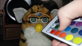 Controlling a 1998\1999 furby with a remote?
