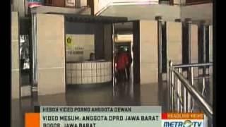Metro TV News Hari ini 26 Mei 2013 - Video Mesum Anggota DPRD Jawa Barat