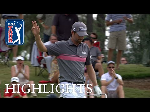 As Heard Around the World: Webb Simpson?s eagle at THE PLAYERS