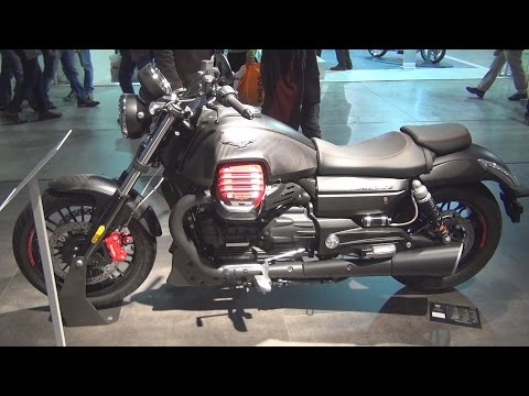 Moto Guzzi Audace (2017) Exterior and Interior in 3D