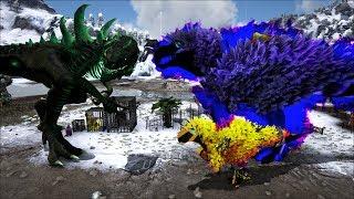 ARK SURVIVAL EVOLVED #61: Boss Godzilla và Dodorex khổng lồ