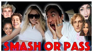 SMASH OR PASS: YouTuber Edition (w/ Corinna Kopf)