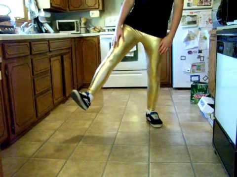 Party Rock Anthem Robot Dance Tutorial