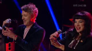 Camille O'Sullivan and Aidan Gillen perform 'In Dreams' | The Ray D'Arcy Show | RTÉ One