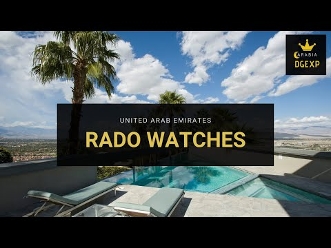 video Rado Dress Watch – R27235206 (Blue Nylon)