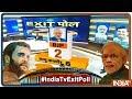 IndiaTV Exit Polls 2019 | Jammu Kashmir also tends towards BJP  | Lok Sabha Elections 2019