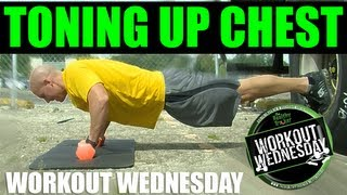 2 Easy Exercises To Build Chest - Workout Wednesday