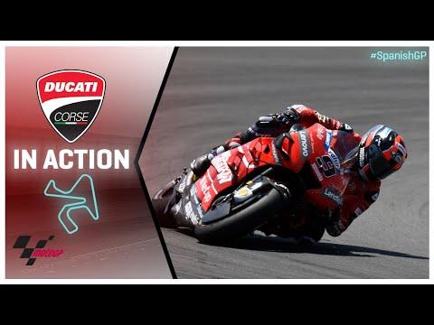 Ducati in action: Gran Premio Red Bull de España