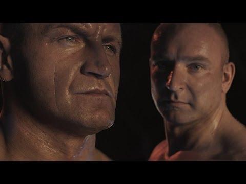 KSW 39: Video zapowiedź walki Pudzianowski vs Kowalczyk