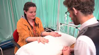 Clinical Examination of the Hands 4K - Warwick Medical School