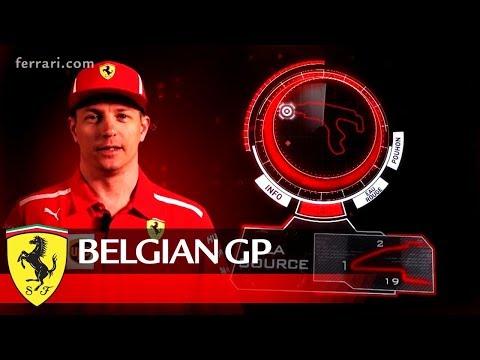 Belgian Grand Prix Preview - Scuderia Ferrari 2018