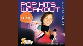 Pop Hits Workout Continuous Mix 126 - 180bpm Ideal For Jogging, Gym Cycle, Cardio Machines,...