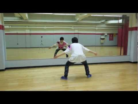 Bonamana Super Junior Dance Tutorial Step by Step