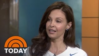 Ashley Judd Responds To Twitter Trolls   TODAY