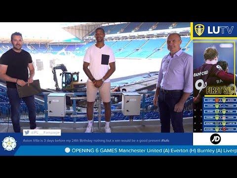 Fixtures Breakdown with Jermaine Beckford and Tony Dorigo | Leeds United 2021/22 Premier League